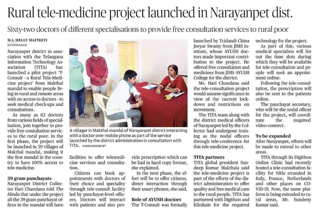 covid-19-rural-tele-medicine-launched-narayanpet